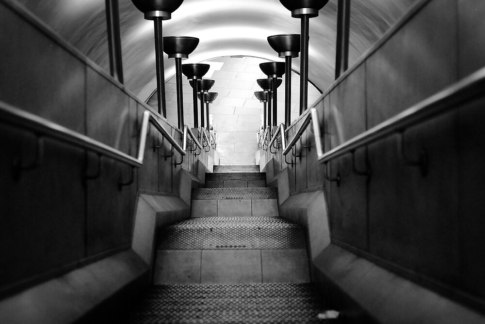 Underground Geometry by natureshues