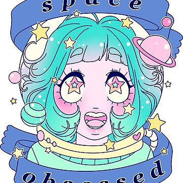 Space Obsessed by ghoulkiss