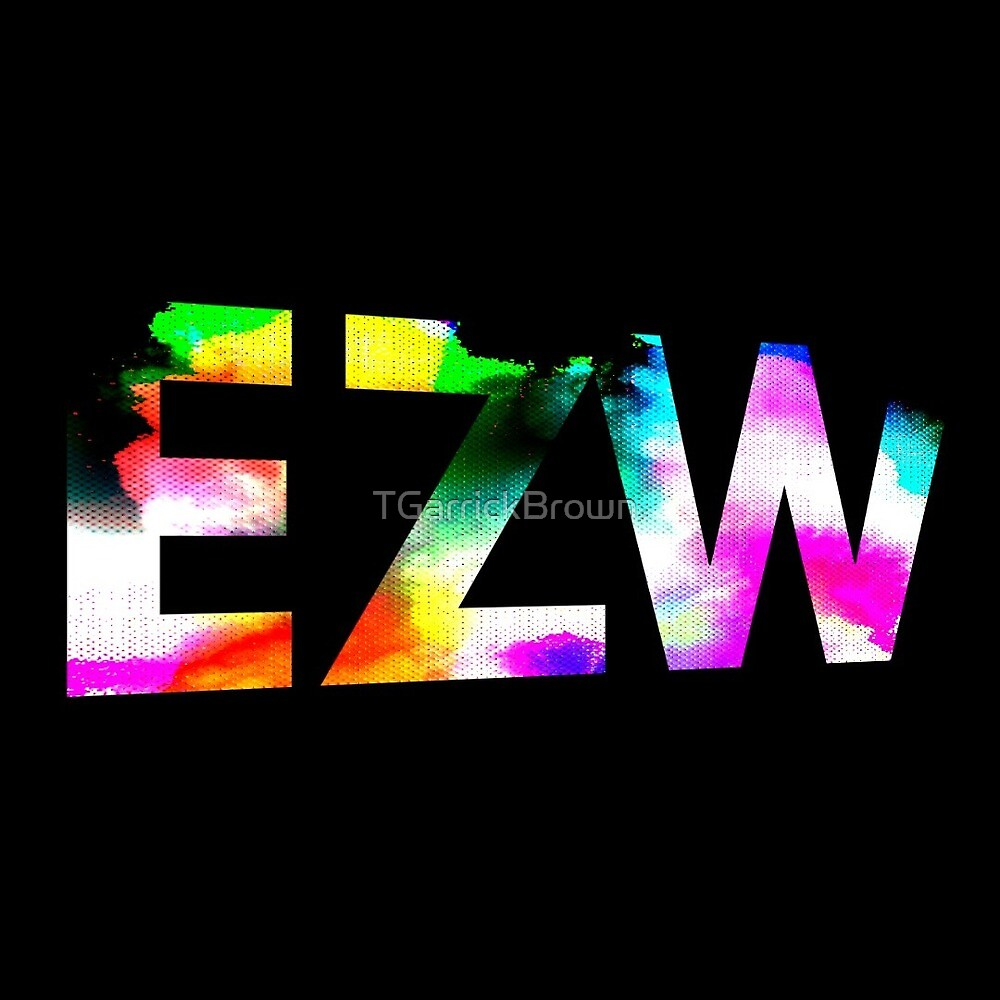 EZW (Dark Multicolor)  by TGarrickBrown