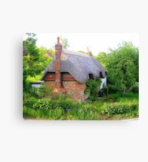 Wherwell Canvas Print