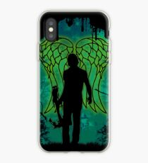 Winged Archer. iPhone Case