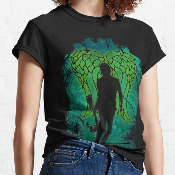 Winged Archer. Classic T-Shirt