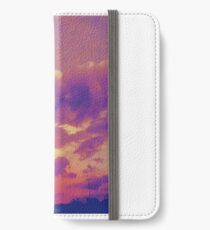 Retro Clouds iPhone Wallet/Case/Skin