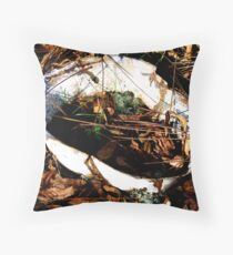 Some Things  Don't  Hold Water Anymore  Throw Pillow