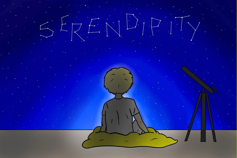 serendipity; by aliciaiskewl