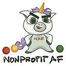 Die gemeinnützige AF-Linie - Weil Sie ein Einhorn sind von Nonprofit AF