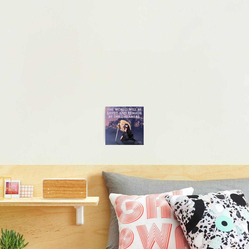 Throne of Glass Photographic Print
