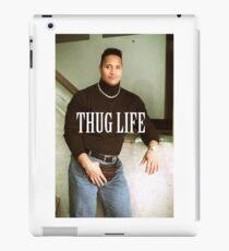 Throwback - Dwayne Johnson iPad Case/Skin