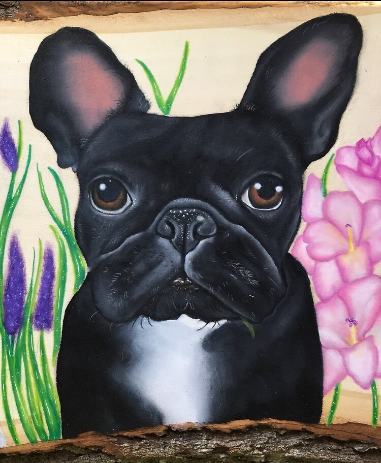 Frenchies by Brianna Gentile