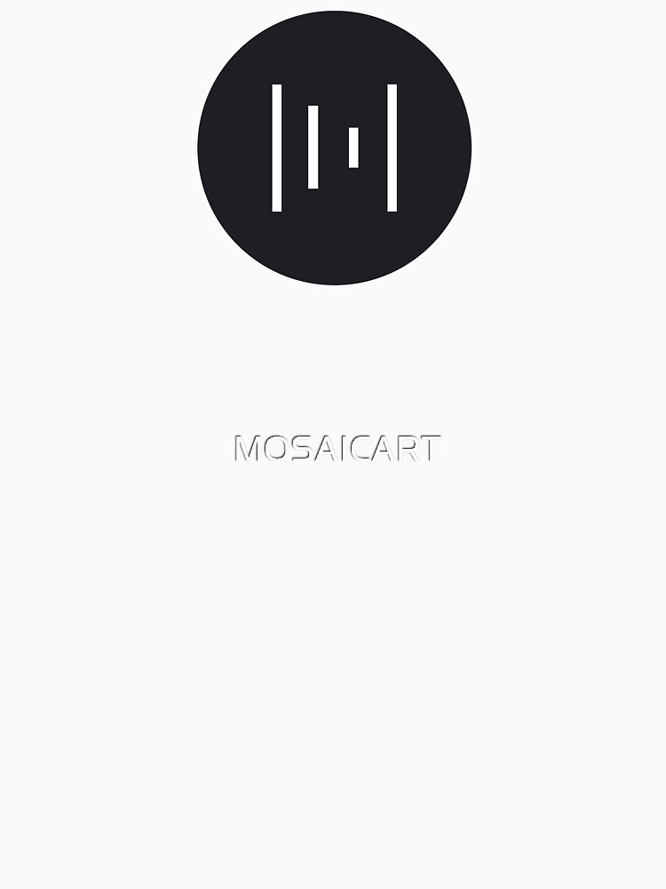Metal - Crypto Art - New Generation Fashion (Medium) by MOSAICART