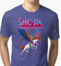 She-Ra Princess Of Power Tri-blend T-Shirt