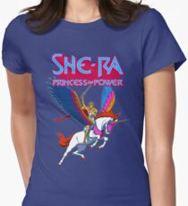 She-Ra Princess Of Power Women's Fitted T-Shirt
