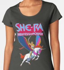 She-Ra Princess Of Power Women's Premium T-Shirt