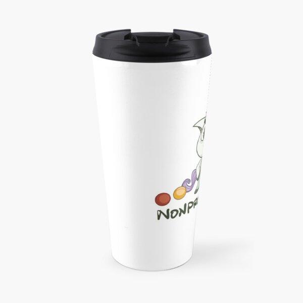 The Nonprofit AF Line — Because You Are A Unicorn Travel Mug