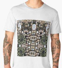 Techno-Punk Dreams Men's Premium T-Shirt