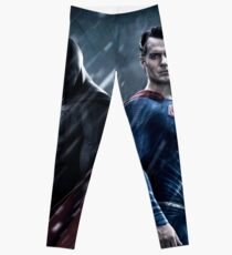 batman_v_superman Leggings