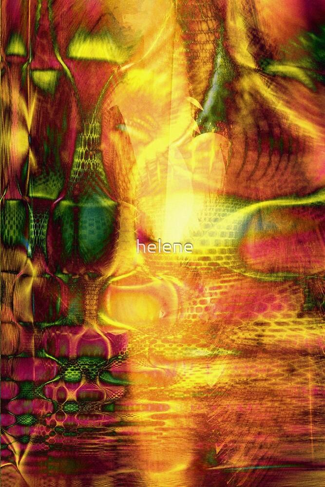 Halls of light by helene