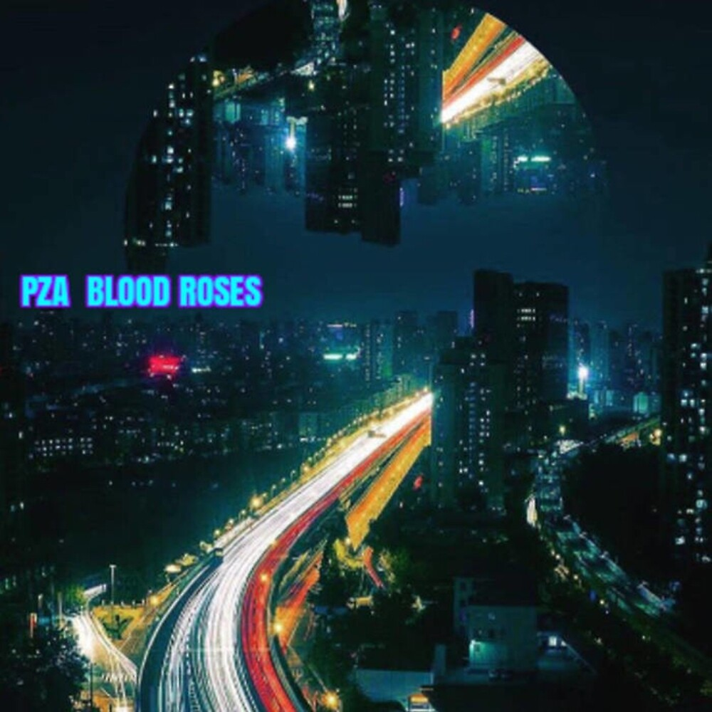 PZA // BLOOD ROSES by pizzawave