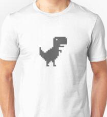 Google Chrome T-Rex Unisex T-Shirt