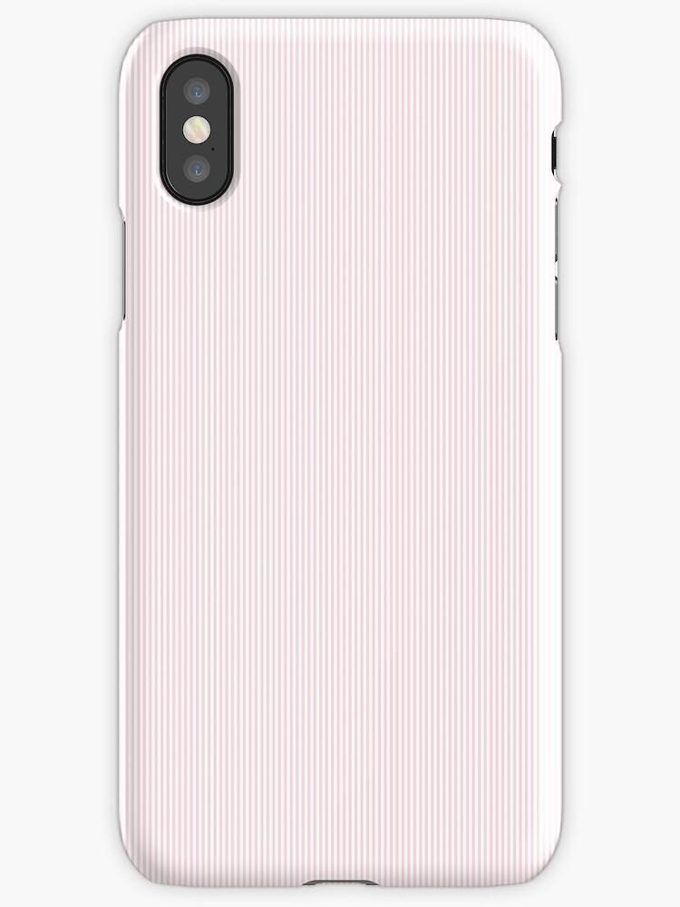 Pink/White Pinstripes by sidebar