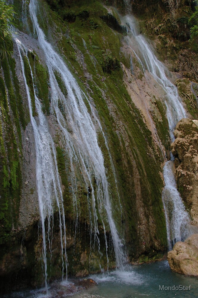 The Waterfalls by MondoStef