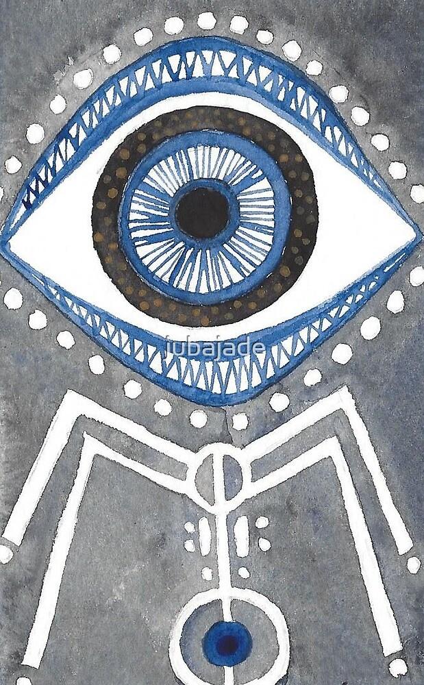 Eye by jubajade