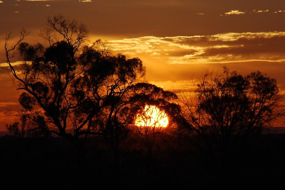 Sunset Berri 2 by GuyR