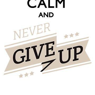 Keep Calm T-Shirt by Erikson120