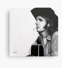 Glenn Frey Metal Print