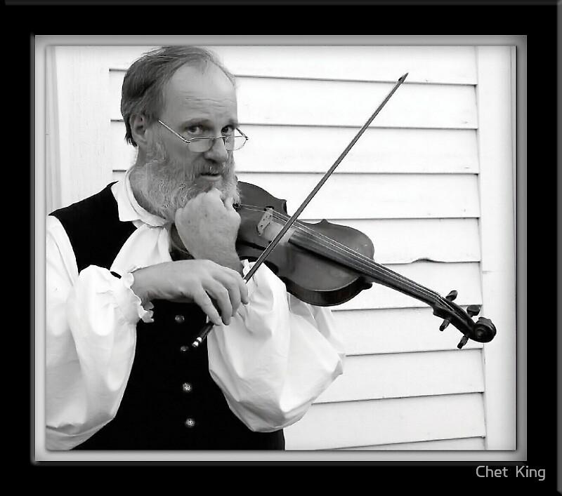 Fiddler by Chet  King