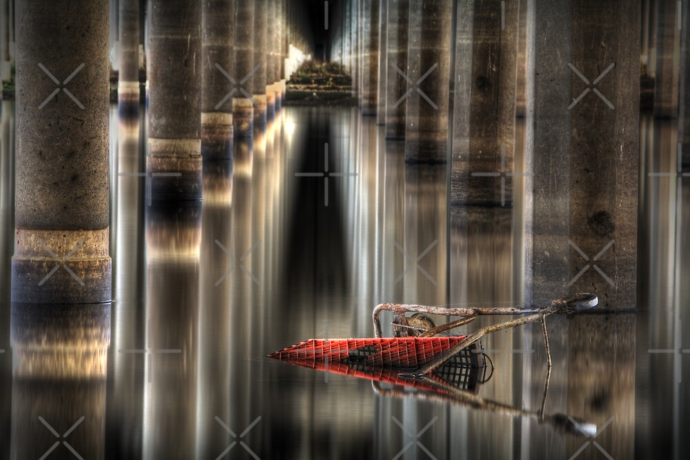 Christmas Shopping.......THE END! by Ben Pacificar