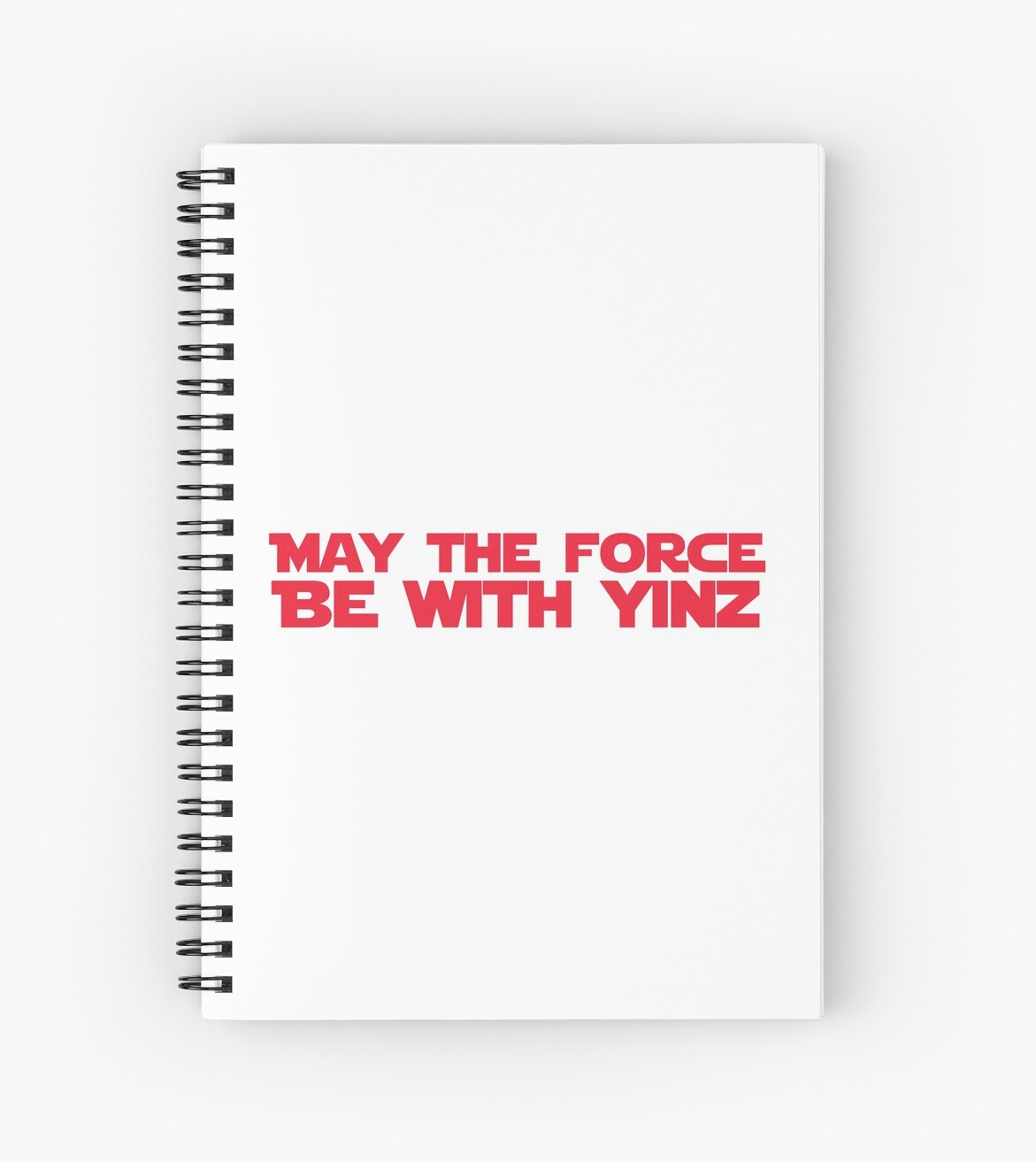 STAR WARS - May The Force Be With Yinz by Isaac Pierpont