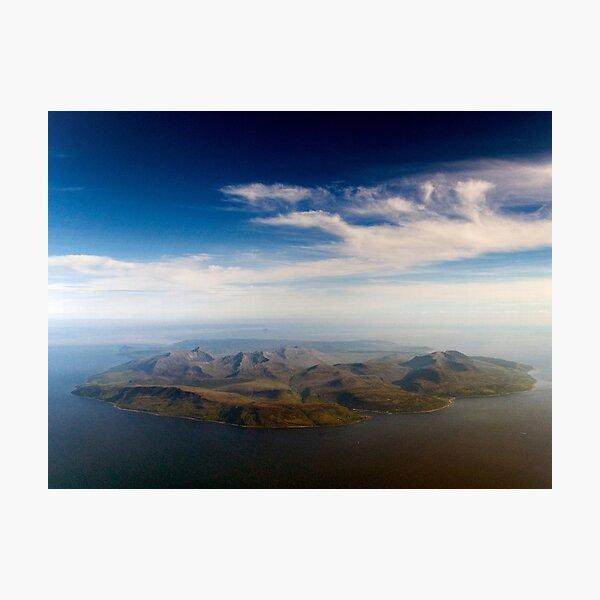 Arran Isle - Eilean Arainn Photographic Print