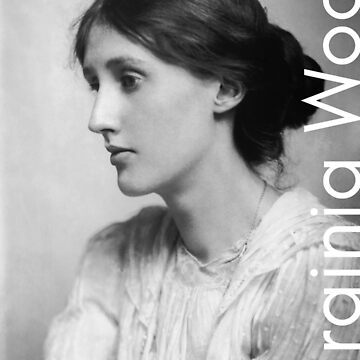 Virginia Woolf by LiterateGifts