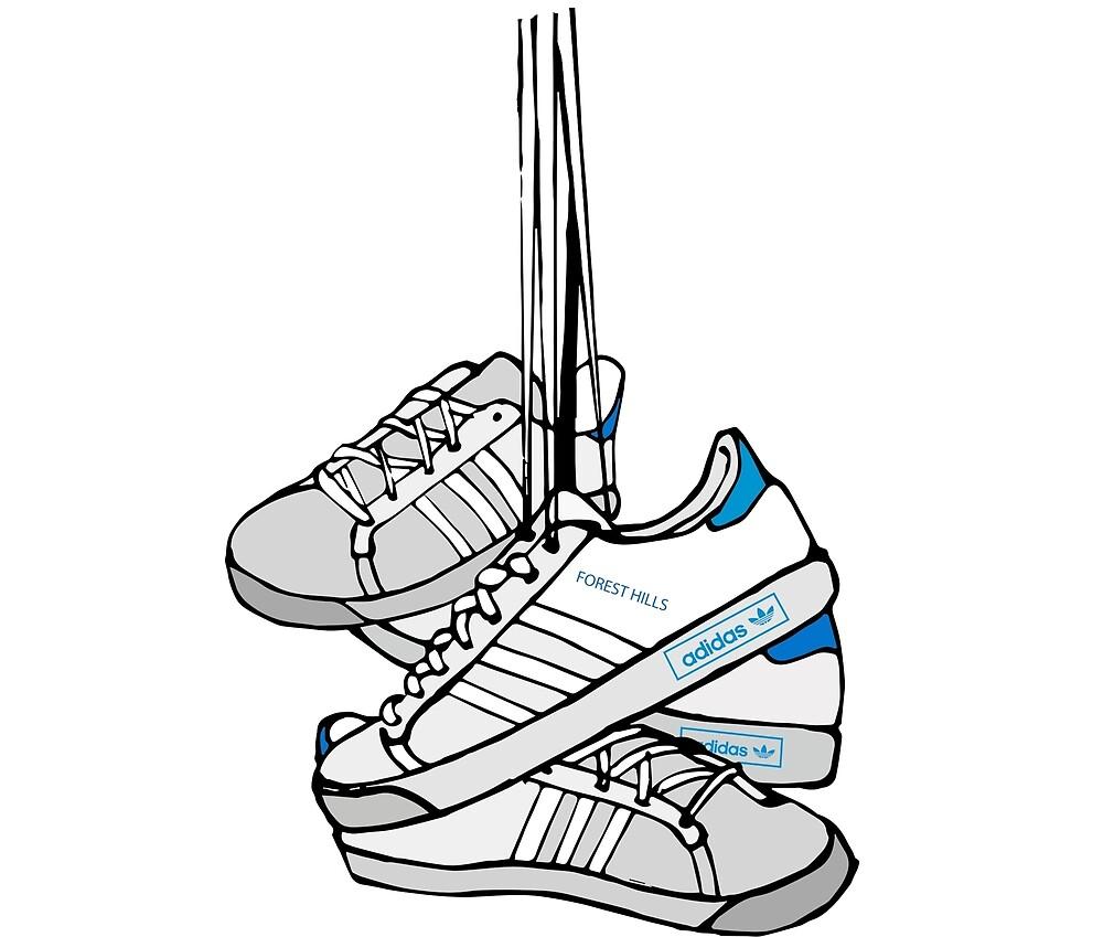 Sneakers by SSveta