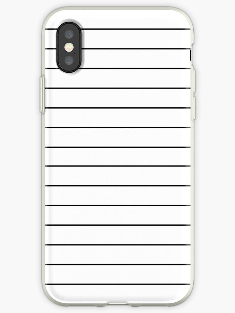 White/Black Horizontal Stripes by sidebar