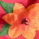 Ashleigh's 3-D Hibiscus by Emmapaige2020