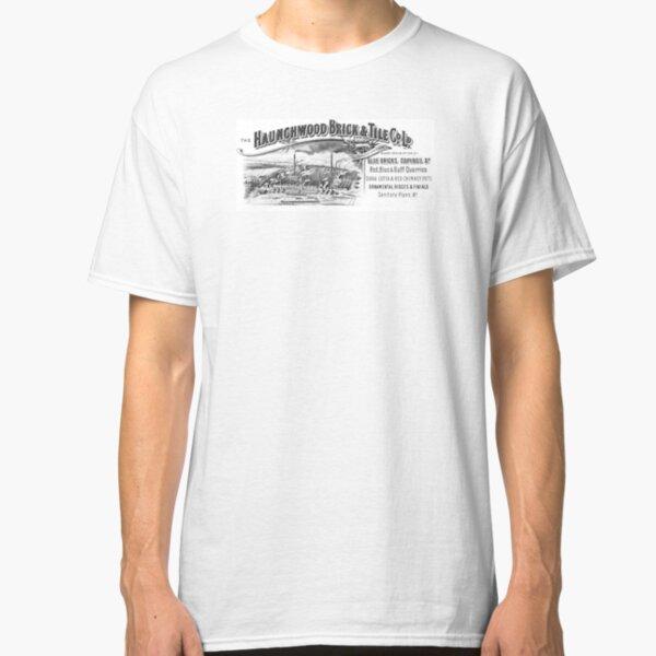 Haunchwood Brick And Tile Company Logo Design  Classic T-Shirt