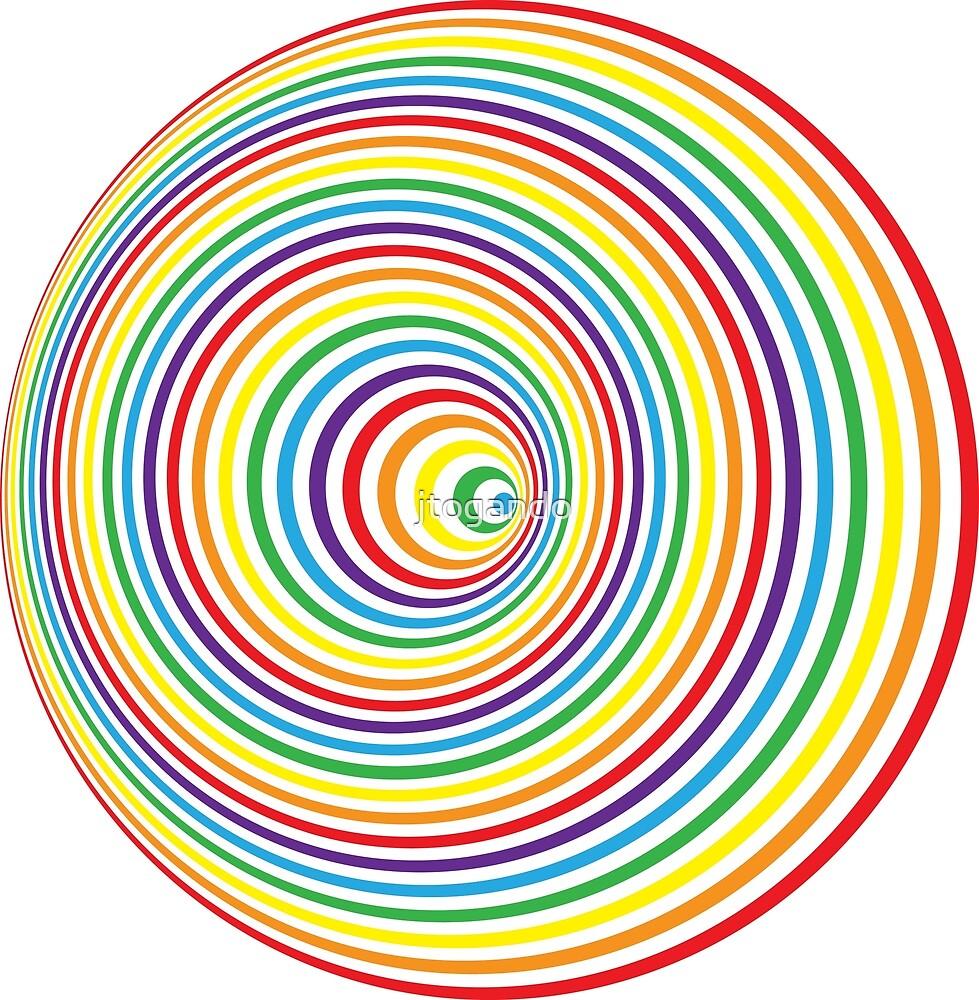 LGBT - Optical illusion by jtogando