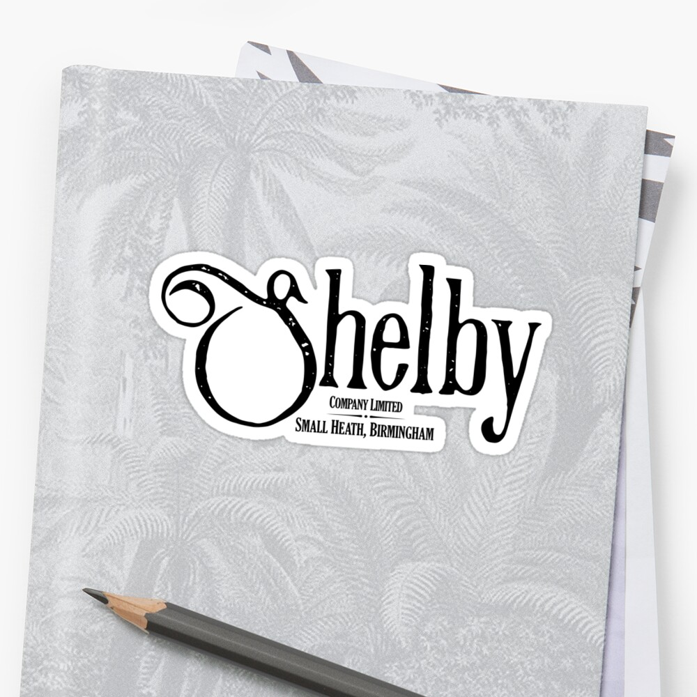 Shelby Company Limited by rogue-design