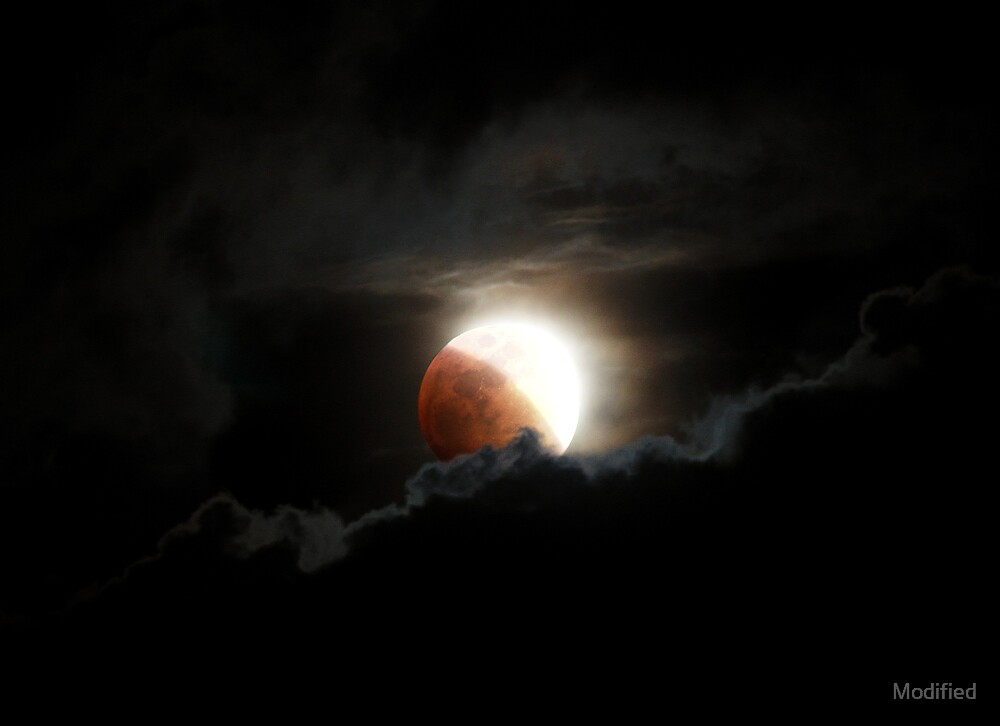 Blood Moon by Modified