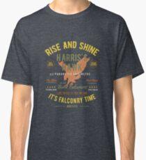 Falconry Time - Harris's Hawk Classic T-Shirt