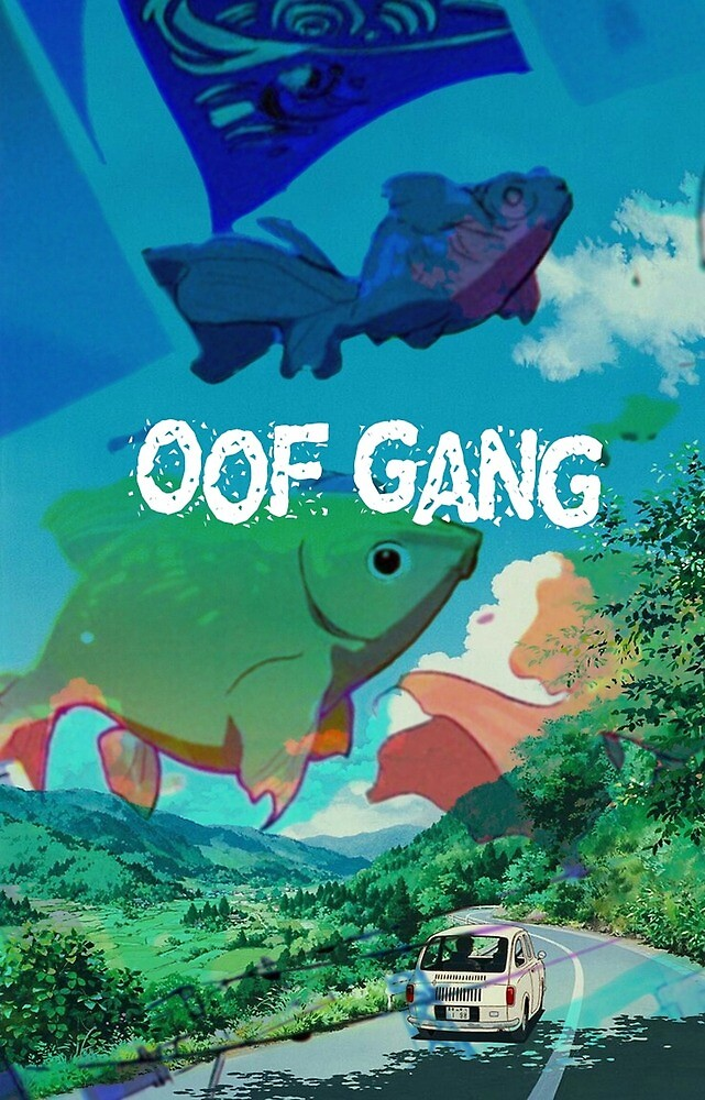 Oof gang: Sunny Phone Case by DarthD3m0n