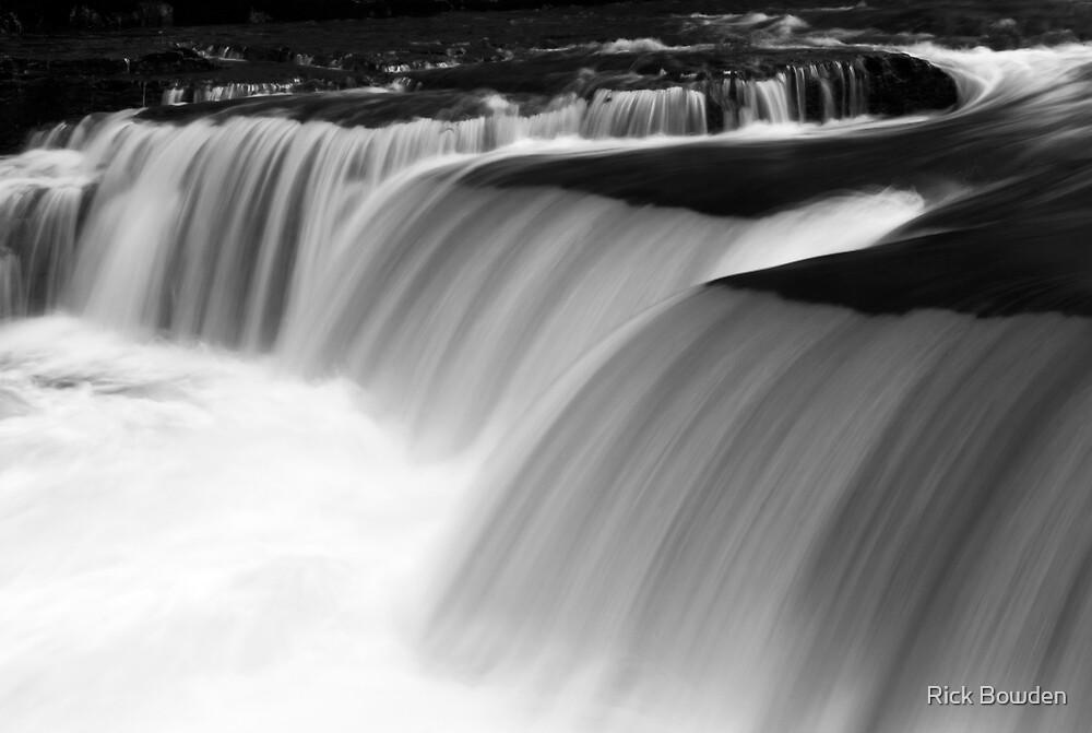 Aysgarth Falls by Rick Bowden