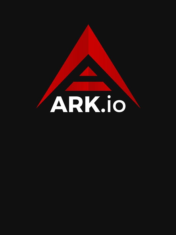ARK.io T-Shirt - Crypto Shirt - ARK.io Shirt by NativOrganics