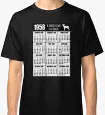 Calendario Del Ano 1958.Calendario Solar Lunar Chino Camisetas Redbubble