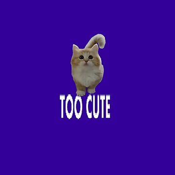 Too Cute Kitty by REDROCKETDINER