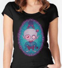 Nosferatu Jr. Women's Fitted Scoop T-Shirt