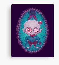 Nosferatu Jr. Canvas Print