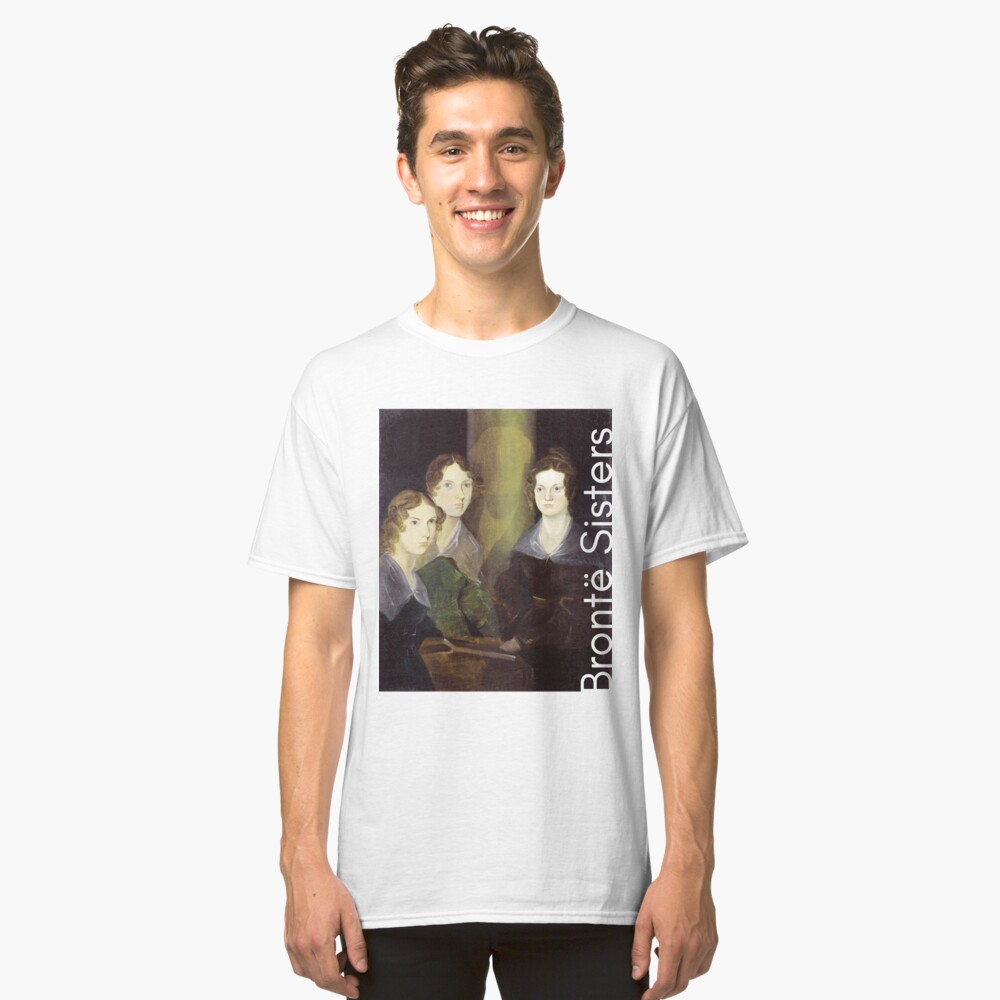 The Bronte Sisters Classic T-Shirt Front